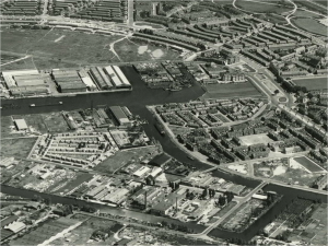 Luchtfoto van Asterdorp