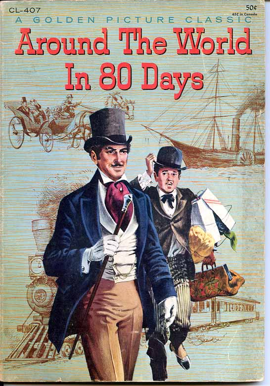 character analysis of phileas fogg in around the world in eighty days a novel by jules verne Third person (omniscient)around the world in eighty days is definitely a story  about phileas fogg, but jules verne's involvement as narrator almost makes him .